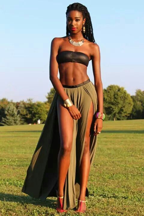 Skirt- Haitian fashion http://www.haitigotit.com