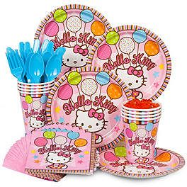 Hello Kitty Party Ideas, Decorations and Supplies | WholesalePartySupplies.com