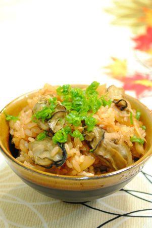 牡蠣と キムチの ピリ辛炊き込みご飯☆ by 四万十みやちゃんさん ...