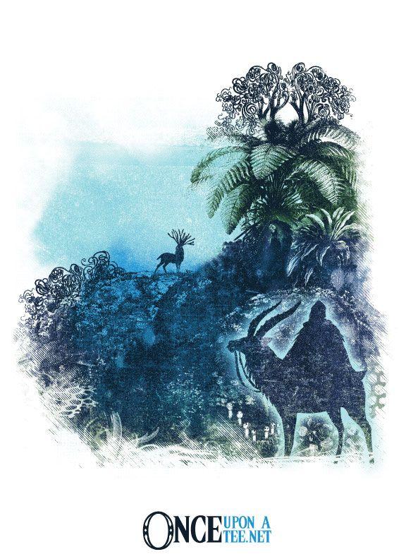 Spirits of the Forest by Khamazero