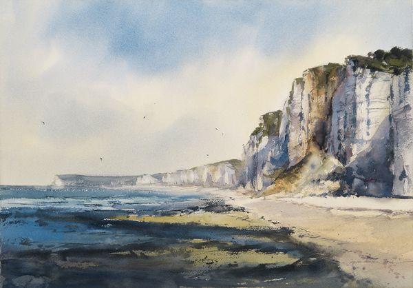 Arie Jekel | Yport | Watercolor