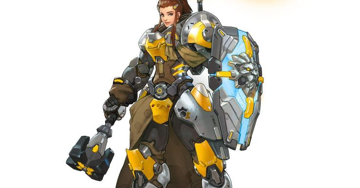 Overwatchs newest hero is an armor-clad engineer named Brigitte After a few days of teasing Blizzard has finally revealed the next hero to join the ever-growing roster of its colorful team shooter Overwatch: an armor-clad support character name Brigitte. In the fiction of Overwatch Brigitte is the daughter of the mechanically inclined hero Torbjorn and an apprentice to Reinhardt. Blizzard has been hinting at the reveal for a few days through some cryptic clues including a letter penned by…