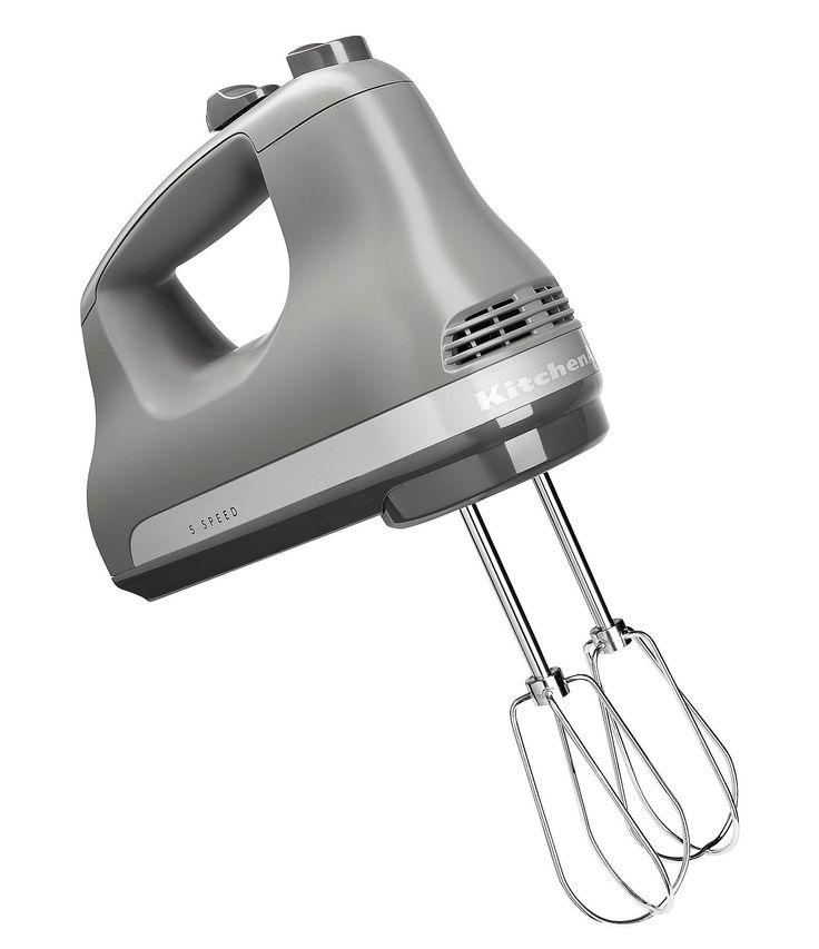 Kitchenaid 5speed hand mixer hand mixer mixer appliances