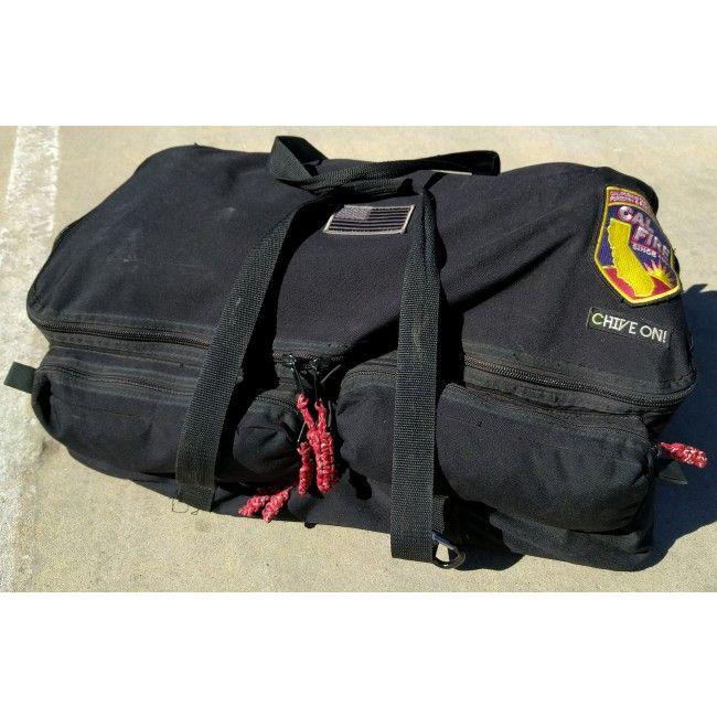 Wildland Fire Gear Bag 2 Compartment Aleman Style - Ruffian Specialties 50-02-0035