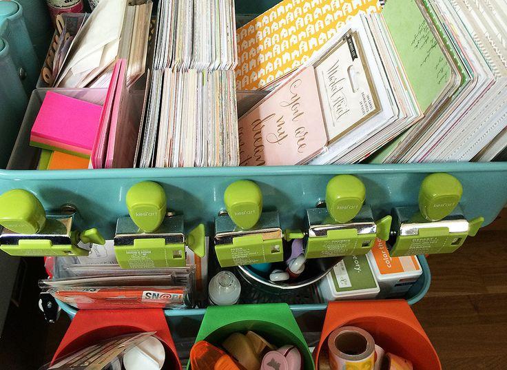 Ideas / Ikea Storage / Raskog Cart Video Tour | Organize Your Stash