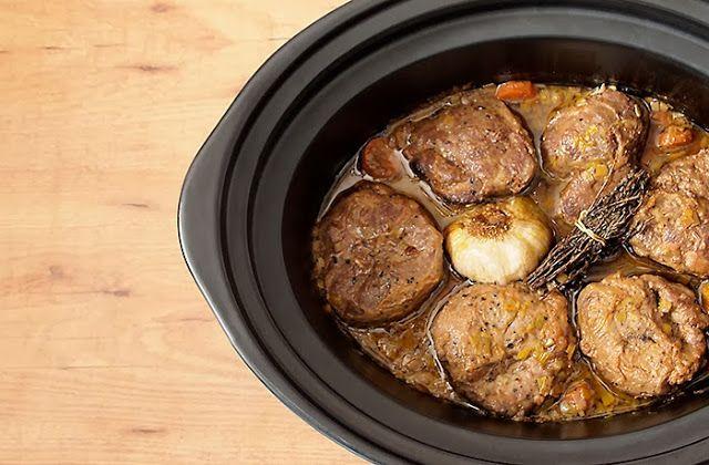 Crockpotting: Receta de carrilleras de cerdo al Oporto en Crock Pot