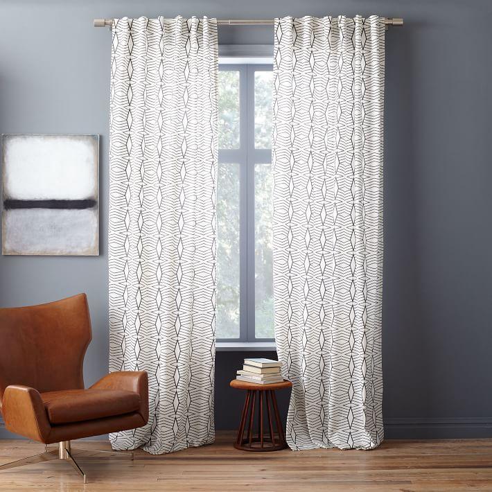 Strip curtains panama