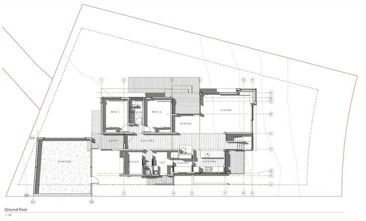 Nelson House,Plan 0