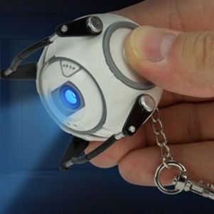 Portal Wheatley Led Flashlight