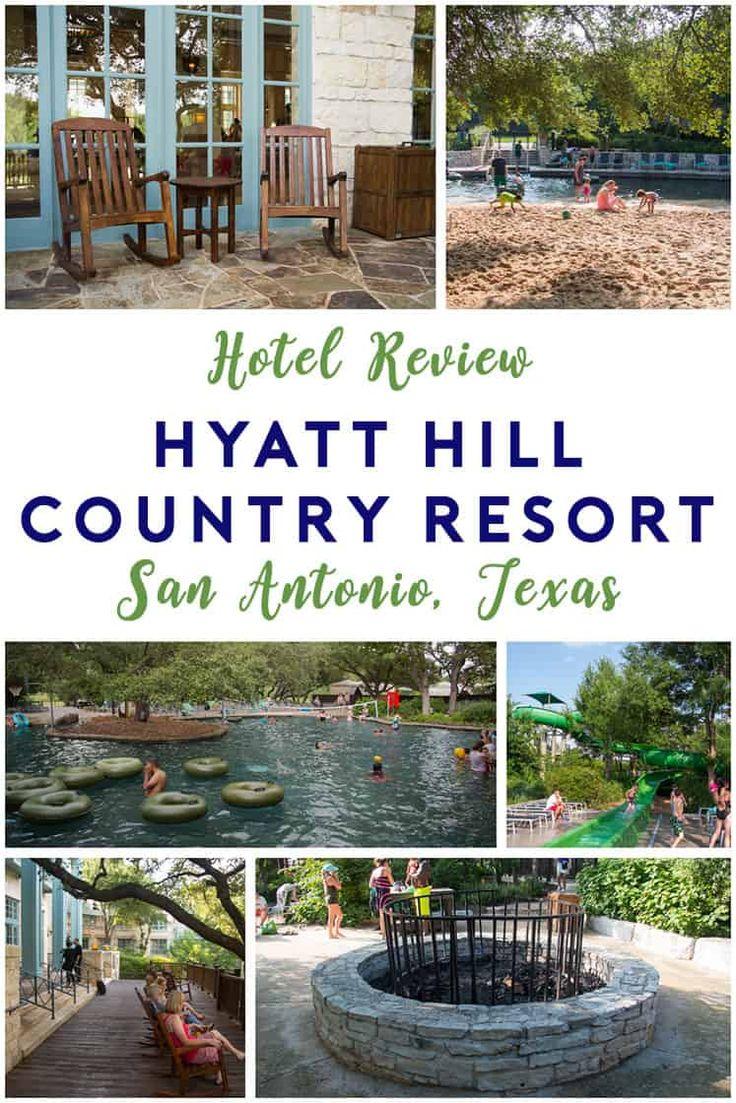Hyatt Hill Country Resort and Spa Hotel Review | San Antonio Texas