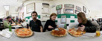 Naples - Pizzeria da Michele