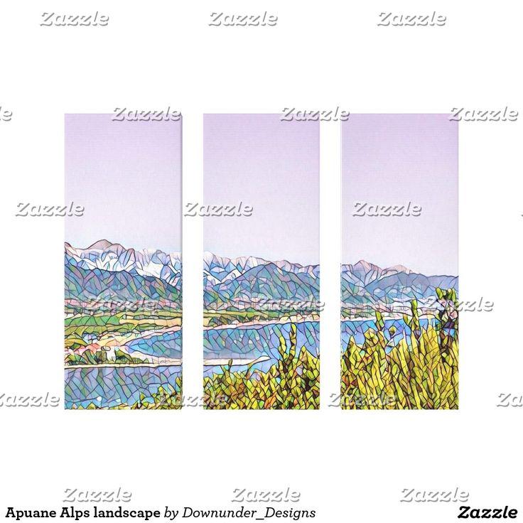 Apuane Alps landscape