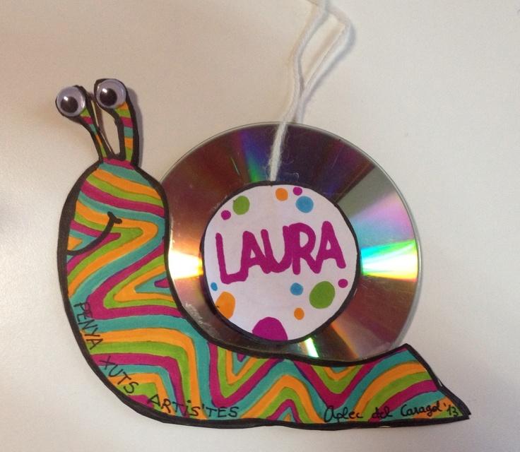 reciclant cd's (La Sol Do)