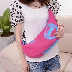 [ $100 OFF ] 2015 Women Sport Casual Canvas Zipper Hobos Designer Famous Brand Messenger Waist Bag Fanny Pack Pochete Marsupio