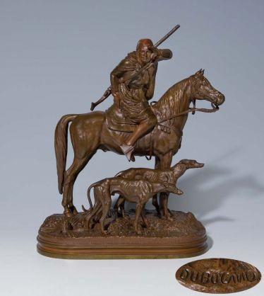 Dubucand, Alfred#porzellan #skulpturen #keramik #bronze