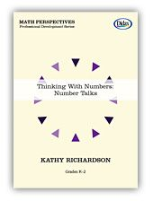 Number Talks - Great PDF file at the bottom with questions to ask to help guide student learning.