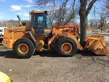 CASE 721 Articulating Wheel Loader 4wd  6200 apply now www.bncfin.com/apply