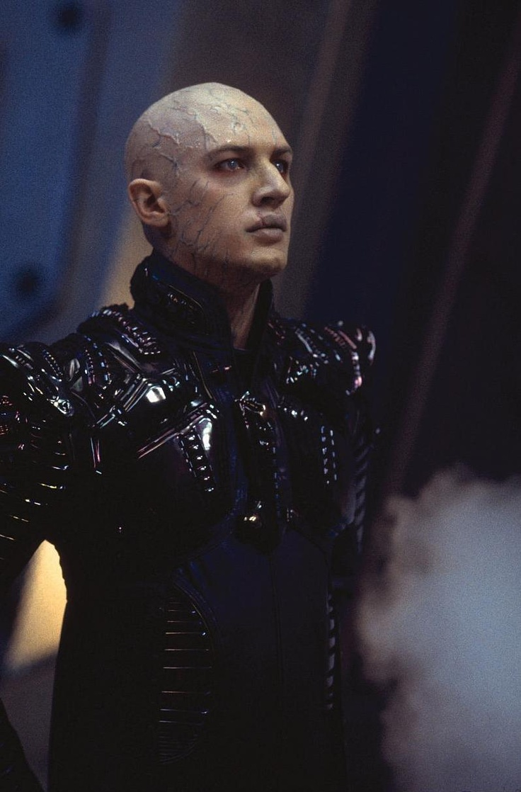 Shinzon | Tom Hardy, Star Trek: Nemesis - I forgot he was in this and it makes me love him a bit more.