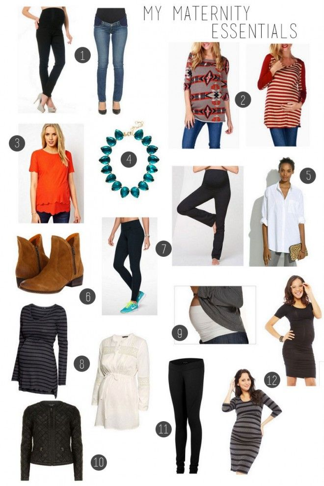 52 best Maternity Capsule Wardrobe images on Pinterest ...