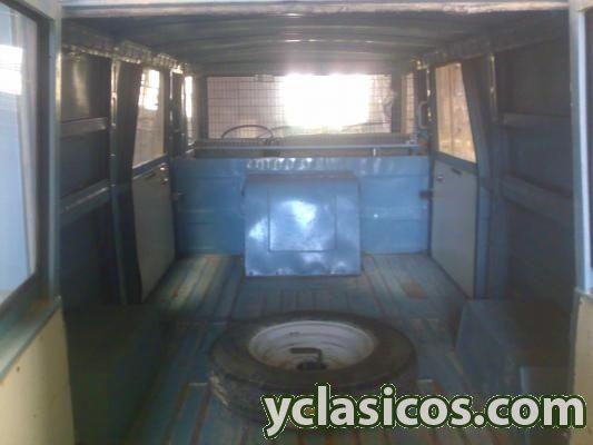 Jeep Campeador - Portal compra venta vehículos clásicos