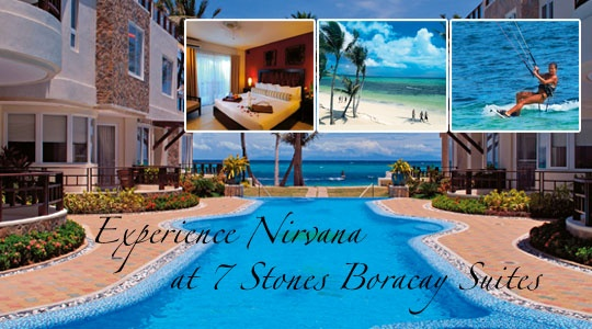 Enjoy luxurious #Boracay Accommodation Resort at 7Stones Boracay Suites combines superior interior design and functionality in every room providing peaceful modern comfort.