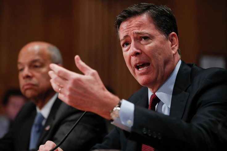 Defeating the Nazis will create more Nazis! Imagine FDR spinning such absolute garbage. Defeating ISIS will make them more dangerous? We are living in the era of the absurd. Here is what Comey is saying, and he doesn't even know it. It's not ISIS that's the problem, it is Islam. They have learned nothing from …