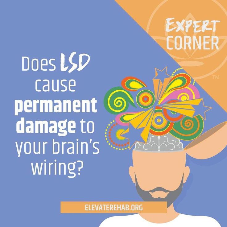 In this week's #ExpertCorner, Dan is asked by someone suffering from the prolonged effects of an acid trip if LSD causes permanent damage to your brain's wiring? Get Dan's answer and submit your own question for the expert. #ElevateAddictionServices #LSD #SubstanceAbuse #Addiction #LSDAddiction #DrugAbuse #DrugAddiction #BrainDamage #DrugUse