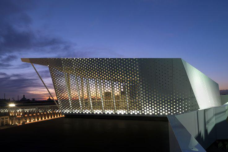 Gallery of The Cube / Park Associati - 14