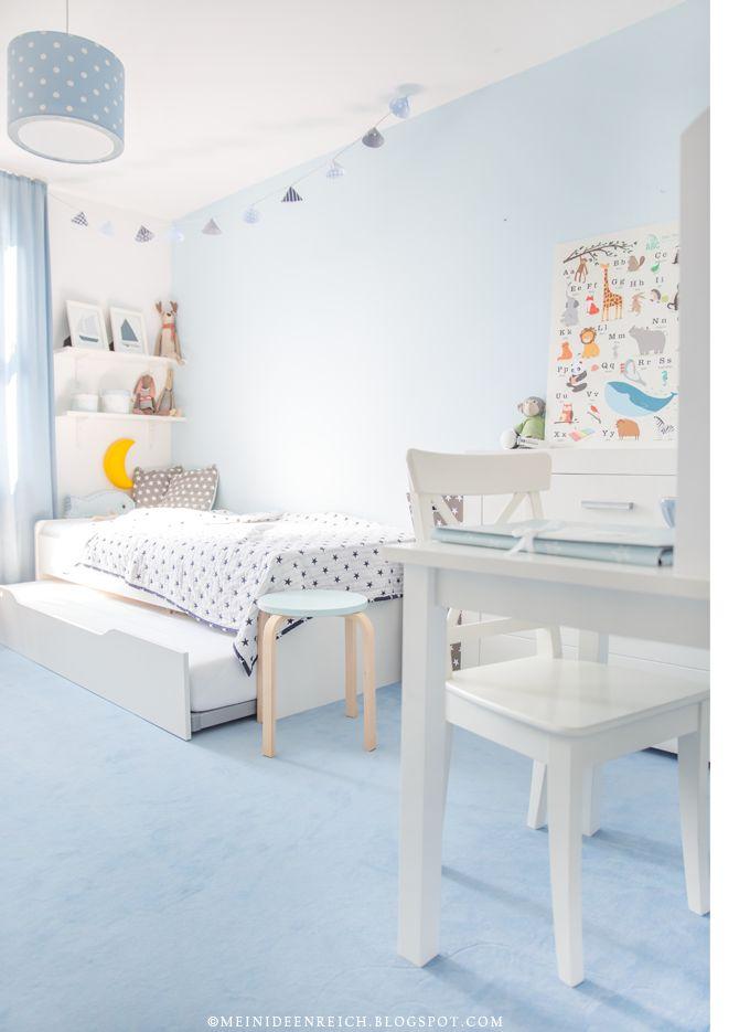 Room-Tour Kinderzimmer und spielerisches Lernen