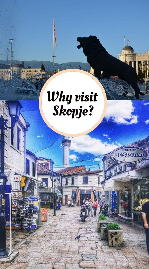 Why visit Skopje | Traveling in Europe | Travel, Europe travel guide
