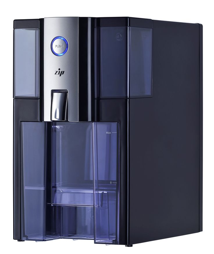 Puricom ZIP Countertop Reverse Osmosis Water Filtration System (ZIP2BLK)