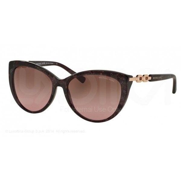MICHAEL KORS Michael Kors Damen Sonnenbrille »GSTAAD MK2009«, rosa, 304014 - rosa/ rosa