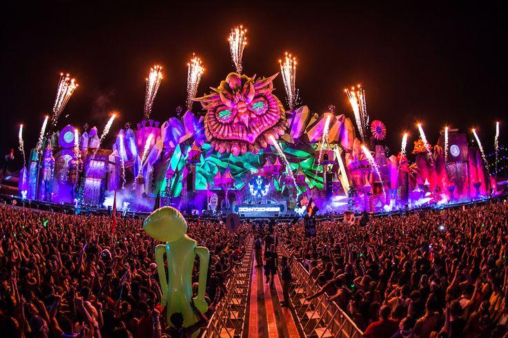 Electric Daisy Carnival Las Vegas June Las Vegas - Edc las vegas map 2016