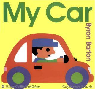My Car by Byron Barton