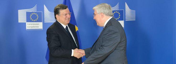 02.Elder Teixeira President Barroso EU Commission