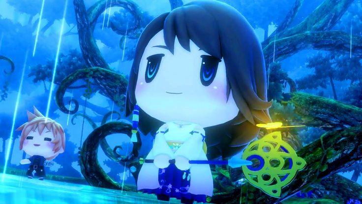 World of Final Fantasy - Yuna (ユウナ)