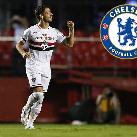 Según informa ESPN de Brasil, el talentoso delantero Alexandre Pato se ha convertido en el nuevo refuerzo del Chelsea por las próximas tres temporadas. El conjunto de Londres habría aceptado pagar los $ 16 millones que pedía el Corinthians, dueño de su pase. Febrero 15, 2016.