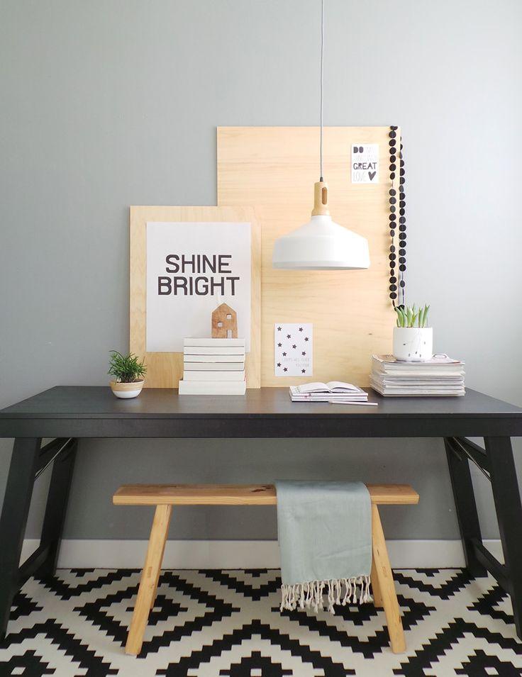 Best Trendy hanglamp Bronq Senne wit