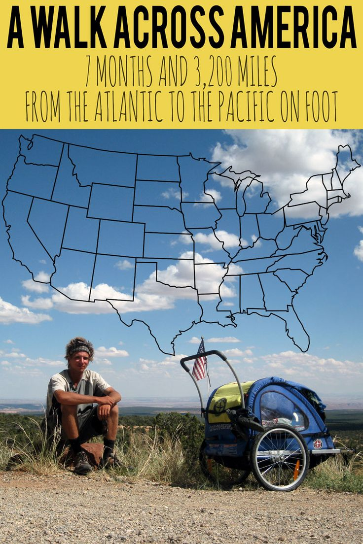a walk across america Best selling travel author peter jenkins author of such best sellers as a walk across america, across china, looking for alaska, and many more, is on the ro.