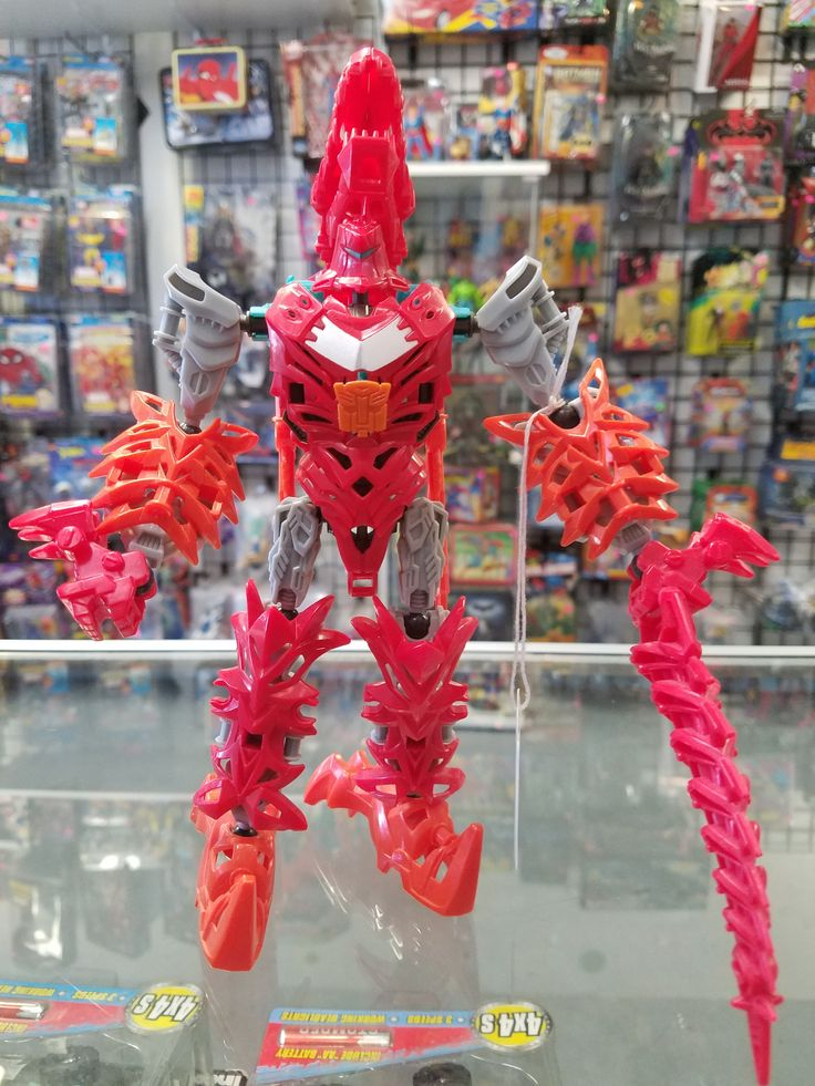 Transformers Construct-Bots Dinobot Scorn