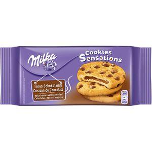 Milka Cookies Sensation 156g
