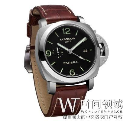 Luminor 1950 3 Days GTM Automatic Back 44mm Steel
