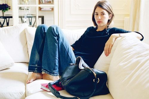 Forever lust-have: sofia coppola's LV collab bag.