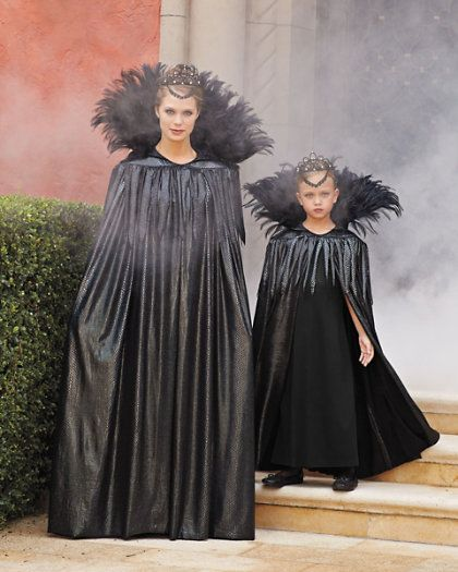 womens huntsmen cape costume