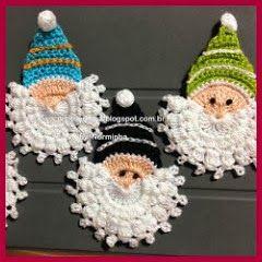 Diversidades: patrones gratis de crochet, amigurumi y manualidades: APLIQUES DE CROCHET