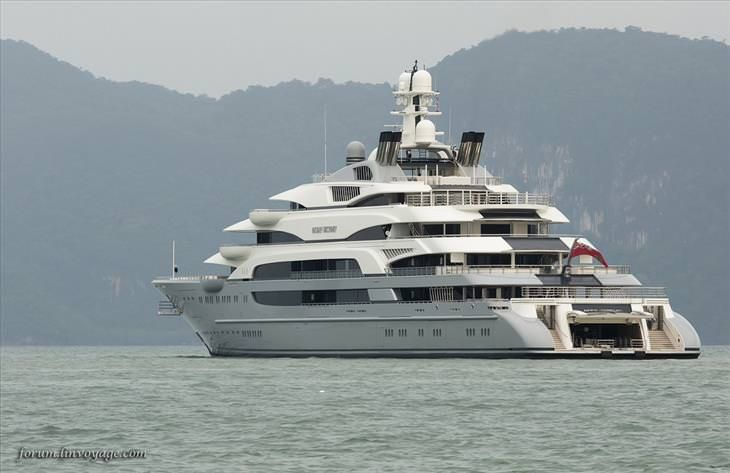 The 10 Largest Private Yachts In The World Vehicles Of Ground