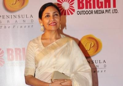 Should have explored theatre long ago: Deepti Naval