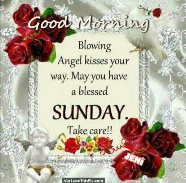 May God Bless Your Day Sunday Blessing Happy Sunday Quotes