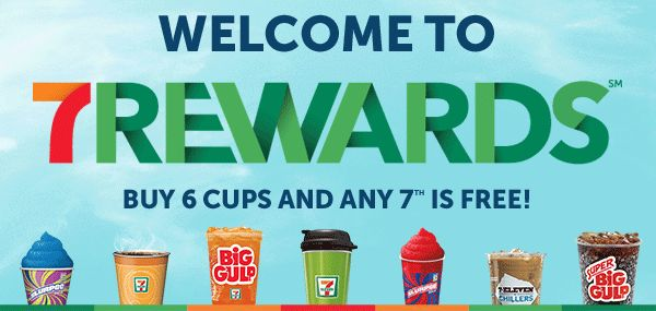 Any Cup, Any Way, Any Day: 7-Eleven® Launches 7Rewards Loyalty Platform on App