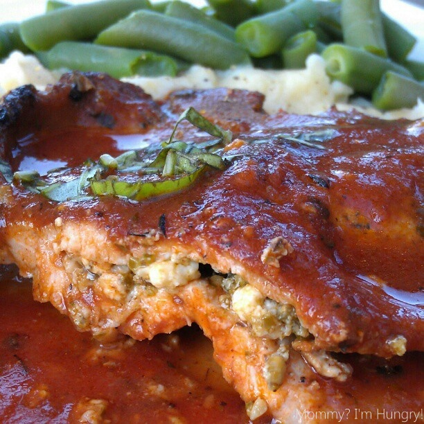 ... pork chops pork chops pesto rice stuffed pork chops recipe recipe key
